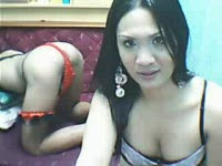 Gilmoree & Hanadanaya Private Webcam Show