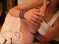 Mmmm Licking My Feet