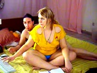 Laura And George Private Webcam Show