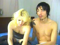 Sabrina & Edward Private Webcam Show