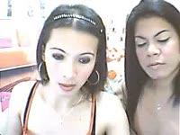 Novyanna X & Kyrielle R Private Webcam Show