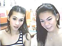 Novyanna X & Kyrielle R Private Webcam Show