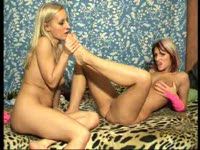 Melody Rose & Yelena Young Private Webcam Show