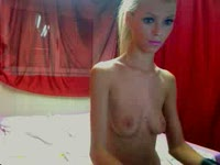 Natasha A Private Webcam Show - Part 2