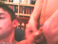 Dmitri Navroska & Christian Shields Private Webcam Show
