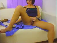 Stunning Linda Private Webcam Show - Part 2