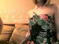 Cute Lili & Strong Daniel Private Webcam Show