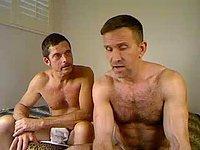 The Shea Butter Sammy & Mean Pimp Matt Webcam Show