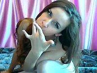 Hot Doll Private Webcam Show - Part 2
