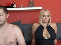 Jacksen & Nicki Cox Private Webcam Show