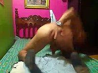 Latin Maxi Private Webcam Show - Part 2
