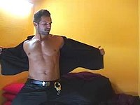 Diego De Noche Private Webcam Show - Part 2