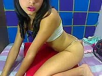 Johana Sexy Private Webcam Show