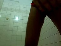 400 guys we show in my shower - Part 2