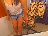 Cindi Boobies Private Webcam Show