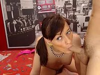 Ellaa & Gabyy Private Webcam Show