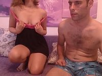 Adelisa & Zach Private Webcam Show