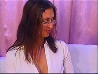 Philana Brunette, Non Nude Webcam Show