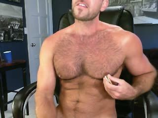 Nipple Play with Brent