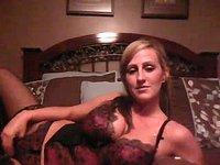 Dildo Play with Lindsay Lane