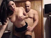 Emily Slater & Chris Claytins Private Webcam Show