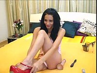 Spicy Elissa Private Webcam Show