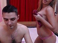 Lucas & Adisa Private Webcam Show