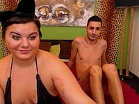 Mervin & Sweet Kimmy Private Webcam Show