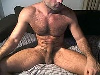 jerk off and shoot a BIGG load!!