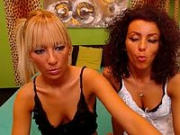 Kathya Wild & Jane Sexxy Private Webcam Show