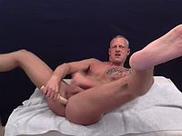 Mark Andre's Longest Cum Party
