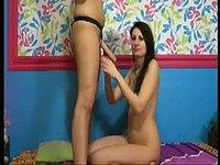 Fallon Nice & Jenifer Summer Private Webcam Show