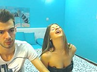 Adorable Jannet & Nanos Private Webcam Show