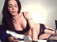 Claudia Silver Premiere Webcam Show