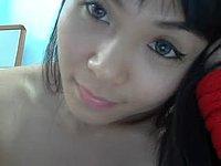 Asian School Girl with Big Nipples