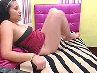 Kenddra & Simon Flix Private Webcam Show
