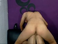 Andy and Simon Blowjob Webcam Show