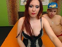 Mindyy & Kevinn Private Webcam Show