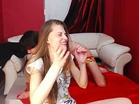 Cupidonn & Khimera Private Webcam Show