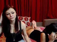 Adam Lexa & Michell Sky Private Webcam Show