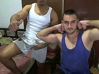 Gabano Venezuela & Dario Venezuela Private Webcam Show