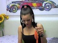 Tiny Jade Private Webcam Show