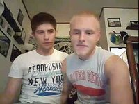 Chad and Steven Fuck Webcam Show