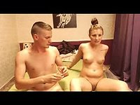 Michelle Foxxy & Ryan Dave Private Webcam Show