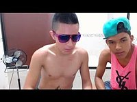 Baxter & Camilo Private Webcam Show