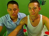 Dario & Porter Private Webcam Show