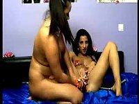 Lolly Summer & Nikita Cohen Private Webcam Show