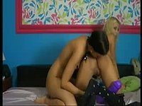 Crystal White & Lola Bright Private Webcam Show