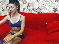 Sexy Yvona Private Webcam Show