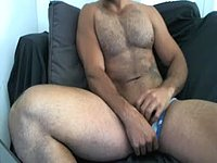 Big Joe Baker Jerks Webcam Show